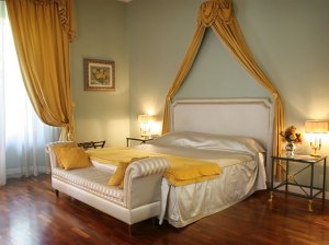 Deluxe Bedrooms at the Villa Antea